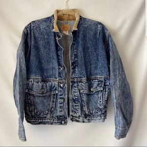🔥 VINTAGE Levi's Jean jacket